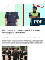 What Powers Do the Auxiliary Police (Polis Bantuan) Have _ AskLegal.my
