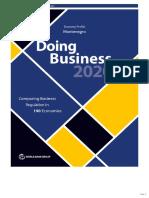 DB Montenegro 2020 MNE