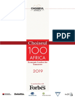 Choiseul Top100 2019