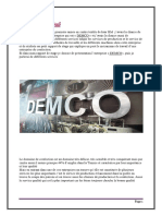 Demco Rapport