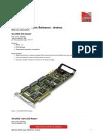 IBM ServeRAID Quick Reference - Archive