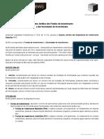 Regime Juridico Dos Fundos de Investimento (1)