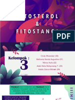 FITOSTEROL & FITOSTANOL