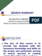 search warant.pptx