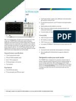Oscilloscope TBS2000 Datasheet 3GW602353