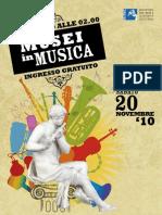 Musei in Musica 2010