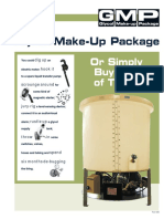 Glycol Make-Up Package
