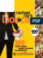 Recipes From Rachael Ray's Look + Cook by Rachael Ray