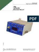 Manual Motor Server Plus