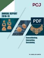 PCJ annual report