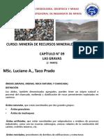 1. CAPÍTULO N° 09 - LAS GRAVAS - 1° PARTE.pptx