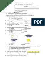 SOAL PH Tema 5 Subtema 1