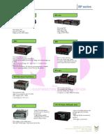 Brosur Katalog Panel Meter