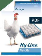 Hy Line W-36 2015