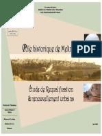 Meknes Revalorisation