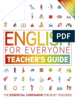 DK English for Everyone - Teacher s Guide