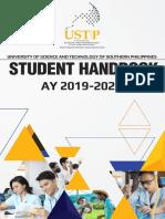 Final Student Handbook 19june19