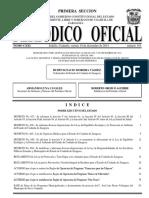 Reglamento ley residuos Cohauila (México)