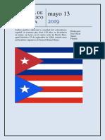 Historia de Puerto Rico y Cuba