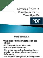 REQUISITOS PARA QUE UNA INVESTIGACION SEA ETICA.pptx