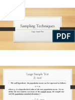 Lab 8- Sampling Techniques 1