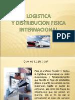 Logistica Para La Exportacion Internacional