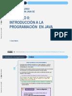 JYOC JAVA Cap00 Introduccion Programacion