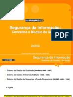Segurança da Informação - Melhores Práticas – ISO 17799