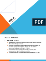TESLA Analysis Report