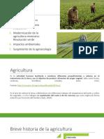 Agricultura diplomado