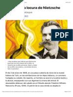 La sífilis y la locura de Nietzsche