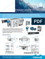 HEM Series 20 Desalinator Data Sheet