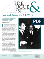 Leonard Bernstein, PFR_2012_FW