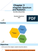 Chapter 3 Electromagnetic Spectrum and Radiation 180912-Student