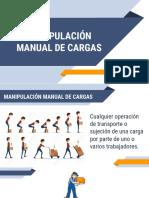 Manipulacion Manual de Cargas
