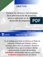 Curso Project Management