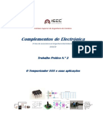 Laboratório de Electrónica - 555