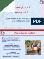 3. QUALITY HABITS-1.ppt