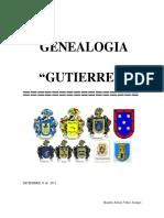 Francisca Futierrez de Céspedes Gutierrez Capitulo 1