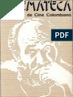 Cuadernos de Cine Colombiano No. 5 - José María Arzuaga