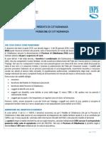 SR180 Domanda RdC Versione INPS
