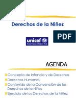 DERECHO DE LA NIÑEZ