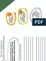 Scripture Memorization Cards JW Printables Spanish