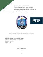 Procesos de La Toma de Decisiones Del Consumidor - Gary Trejo