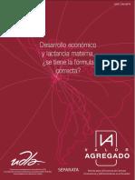 LACTANCIA Y DESARROLLO
