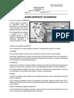 FICHA DE LECTURA LOS AGENTES ECONÓMICOS Y SUS RELACIONES.docx