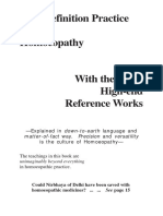 High Definition practice of Homeopathy.pdf