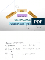 Learn Short Tricks in Lagrangian and Hamiltonian