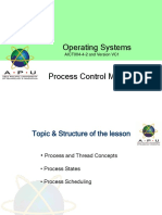 NEW OS W2 L1 Process Control Management