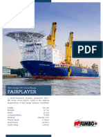 2019 Fairplayer Factsheet